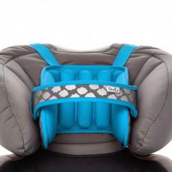 Tetiera NapUp pentru somn confortabil in masina, albastru