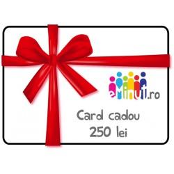 Card cadou 250 lei