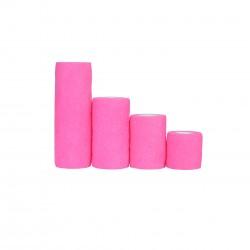 Bandaj elastic autoadeziv Minut 5.5CM x 4.5M, roz
