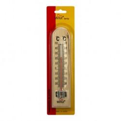 Termometru de camera Minut ® Temp suport lemn blister