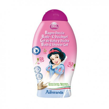A. DISNEY PRINCESS ALBA CA ZAPADA SPUMA SI GEL DE DUS-250ML