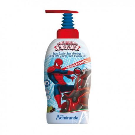 Amazing Spiderman 2 spuma si gel de dus, 1000ml
